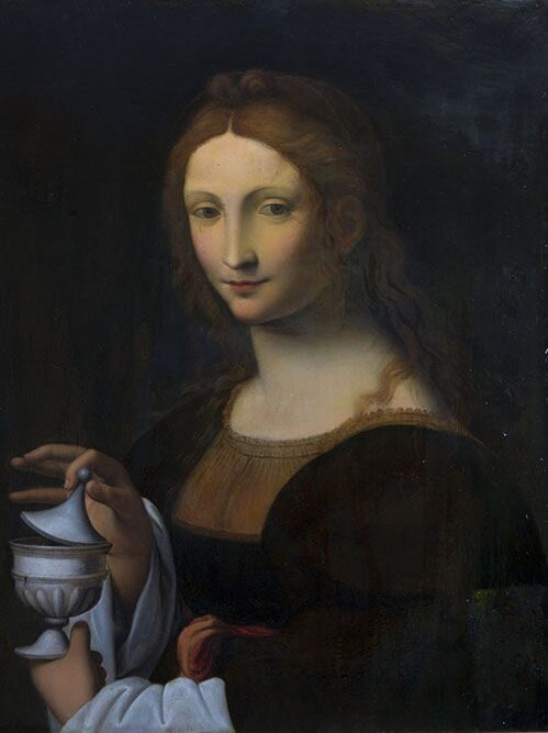 Leonardo_da_Vinci_Portrait_of_mother_№1